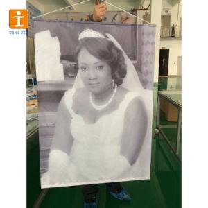 Пользовательский экран Печать Flex висел рекламный баннер (TJ-20)