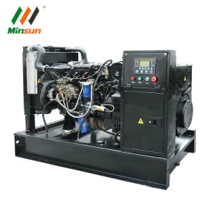 5kVA/ 6kVA Diesel Power Generation de type silencieux avec l'ATS en option