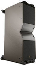 Kara 두 배 8inch 수동적인 선 배열 스피커 상자