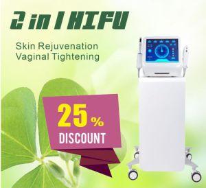 Rajeunissement de la peau de haute qualité Face Lift Machine HIFU