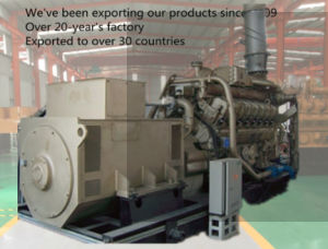 판매를 위한 좋은 Qualtiy 턴키 세륨 ISO Biogas 발전기