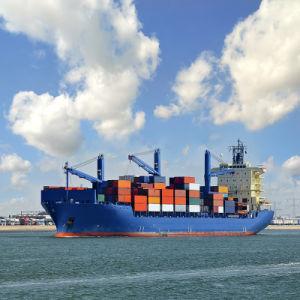 De aire y el transporte marítimo y logística de Shenzhen y Guangzhou y Shanghai y NINGBO a Letonia