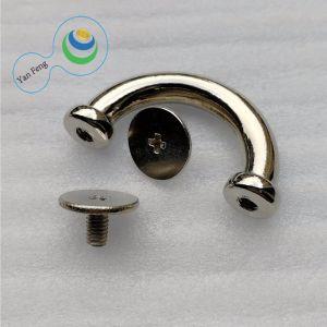 Hot Sale Hareware métallique en alliage de zinc pour sac de la courroie accessoires