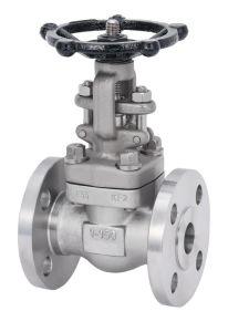 La presión de la libra de la válvula de globo con brida