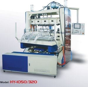 Online automático Punching Machine para Cutting Products