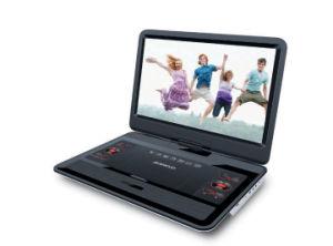 17.5  텔레비젼 조율사를 가진 회전대 스크린, 개인적인 형, 휴대용 DVD 플레이어, 게임 및 VGA 기능 (PD-1900)