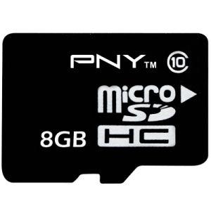 Deviazione standard Memory Card di Pny High Speed 8GB Class10 Microsd TF Card Micro