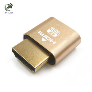 2017 neues Emulator des Entwurfs-HDMI mit Gold überzogenem Verbinder