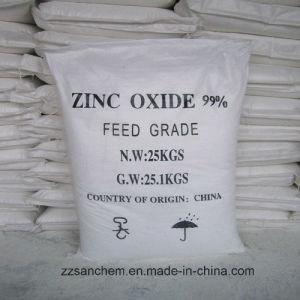 Oxyde 99.7% van het zink RubberRang (Oxyde 99.7% van het Zink Indirecte Methode)