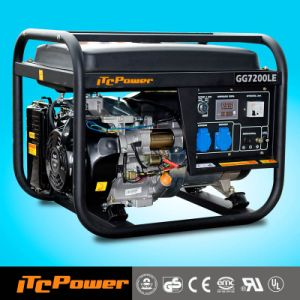 Itcpower 5-5.5kVA Open Type Portable Gasoline Generator