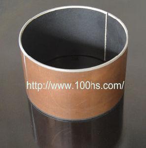 Bucha de bronze sinterizado isento de óleo dos rolamentos do Rolamento