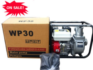 À venda! 3pol Preço da bomba de água a gasolina com marcação Soncap