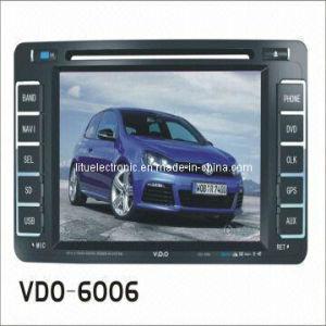 2 DIN 차 DVD 선수 Vdo 6006