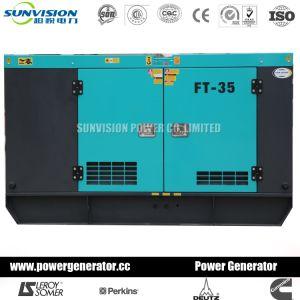 De Diesel 108kw Yuchai Genset van de Macht 135kVA van Sunvision