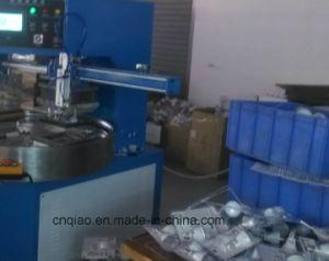 3 a 6 estaciones de trabajo giratoria automática Máquina de embalaje blister para soldadura y corte