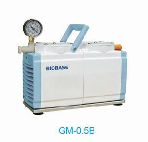 GM-0.5b Bomba de diafragma de cabeça dupla
