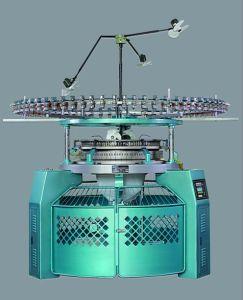 高速工場価格機械装置は羊毛の円の編む機械に3通す