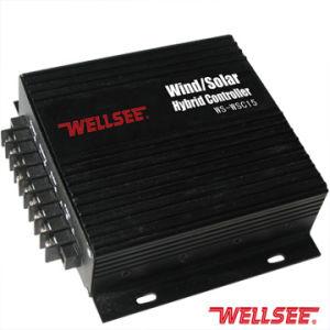 Vent Wellsee/Contrôleur de feu hybride solaire (WS-WSC 10A)