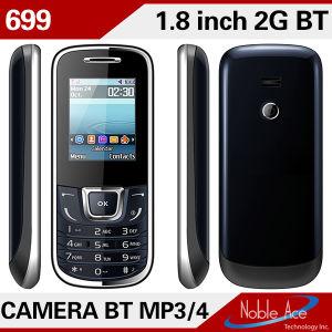 Menor preço placas duplas 1,77 polegada idosos Bar Phone (699)