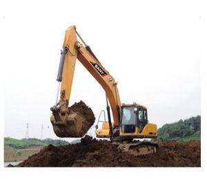 販売のためのSy205c21トンの油圧クローラーディーゼル掘削機