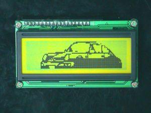 SGD-Fslcd-Gta TN LCD12125 l'écran