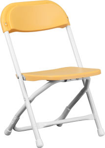 접는 의자가 Kd 플라스틱에 의하여 농담을 한다