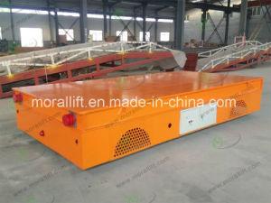 Trasferimento motorizzato industriale del carrello con CE