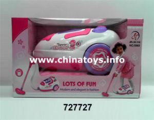 B / O Plastic Toy Set de eletrodomésticos elétricos (894316)