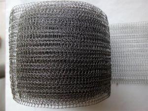 스테인리스 공기 정화 장치를 위한 뜨개질을 한 철망사