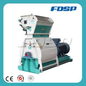 Máquina de moagem de grãos com Alimentador do impulsor