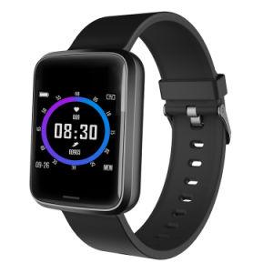 Fonction de données d'enregistrement de Hazel Imperméables Watch Bluetooth Bracelet Hl19 montre-bracelet pour femmes hommes NFC comme un don de montres