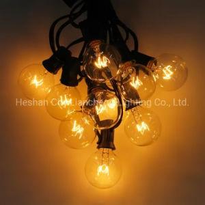 G40 American enchufe estándar de 10L de la luz de Navidad, el Festival de lámpara de tungsteno lámpara Retro