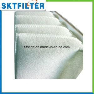 Nontissé du filtre à air Filtre à sac de poche
