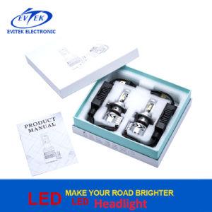 9V - 36V 36W 6500k 12000lmの自動車9004のH13クリー族LEDのヘッドライトの変換キット