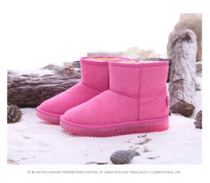 62b8cc1a434 LED de Inverno Superior alto botas mulheres sapatos Casual botas de neve de  cabelo do coelho nova simulação único calçado de LED para adultos Zapatos  Mujer