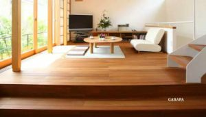 Roble, Iroko, Jatoba, Acacia, Pisos de madera sólida de ingeniería