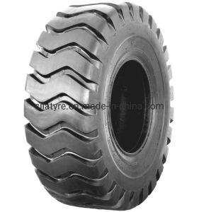 E3/L3 el sesgo de nylon de motoniveladoras cargadora Earthmover neumáticos OTR (17.5-25, 20.5-25, 23.5-25, 26.5-25, 29.5-25)