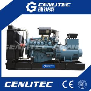 Generatore del diesel del motore 600kw 750kVA della Corea Doosan (DP222LC)