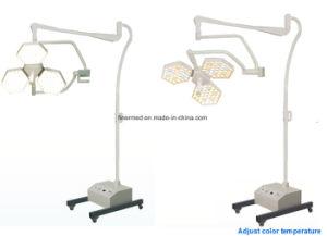 移動式緊急の劇場電池が付いている外科LEDの操作ランプ