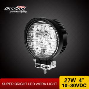4 '' Iluminación LED de 12V para la Máquina de Tractor Agrícola ATV 6272
