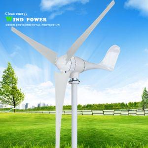Gerador de Energia Eólica 600W AC 24 V com energia livre de controlador de carga de vento do Sistema Solar