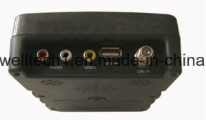 Dispositivo portátil Localizador Sat 3,5/ Medidor Sat bateria incorporada