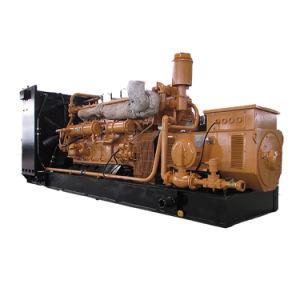 ISO Aprobado ce 500kw generador de gas natural
