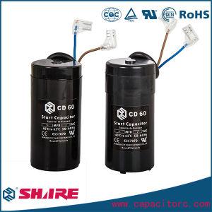 Kühlraum-Motorstartkondensator und Klimaanlagen-Kondensator