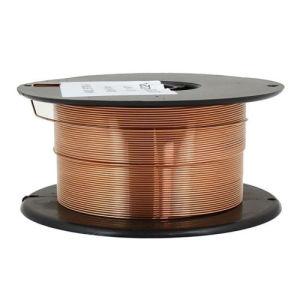 Fils à souder en cuivre 70S-6/CO2 protection gazeuse MIG solides Fils à souder 1,2 mm