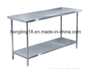 1,6 millones de acero inoxidable de nivel 2 de la mesa de trabajo ...