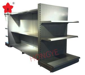 Supermarché Double côté affichage Heavy Duty étagère métallique (HY-103)