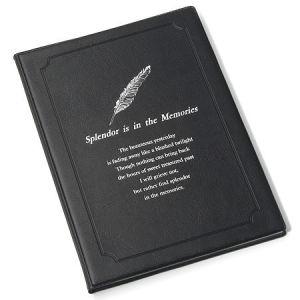 Logotipo personalizado em relevo Papelaria Notebook capa dura