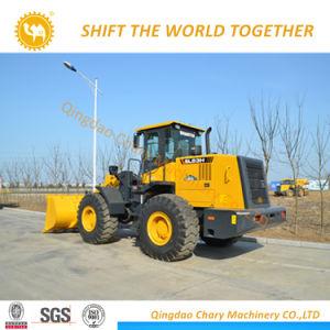 Lader de Van uitstekende kwaliteit SL53h van het Wiel van het Merk van Shantui 5t