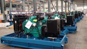 8kVA~60kVA Quanchai Silent Diesel Genset with CE/Soncap/CIQ Certifications